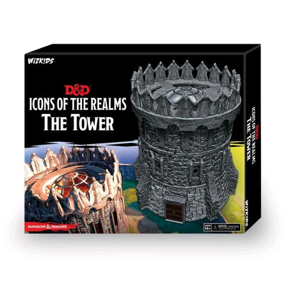 *Pre-order* Dungeons & Dragons - Icons of the Realms The Tower (ETA February)