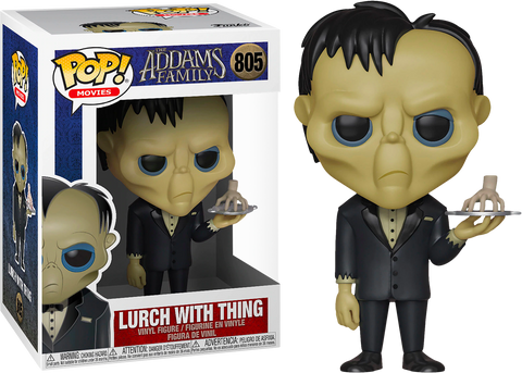 Addams Family (2019) - Lurch with Thing Pop! Vinyl