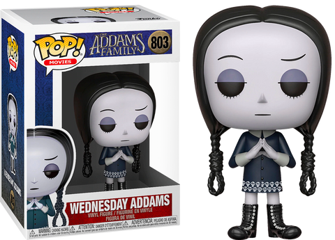 Addams Family (2019) - Wednesday Pop! Vinyl