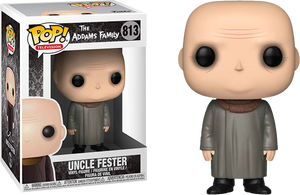 Addams Family - Uncle Fester Pop! Vinyl