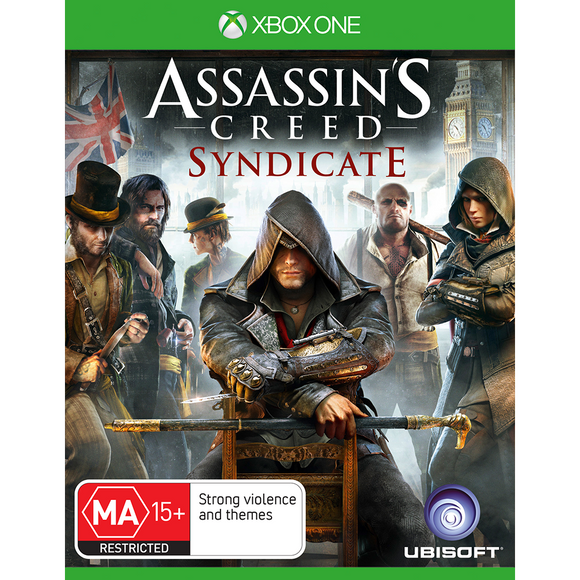 Assassin's Creed: Syndicate XB1 (Pre-Played)