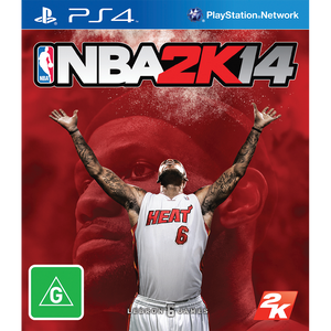 NBA 2K14 PS4 (Pre-Played)