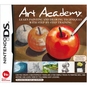 Art Academy DS (Pre-Played)