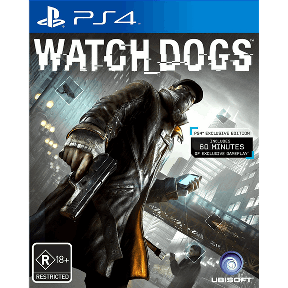 Watch Dogs PS4 (Pre-Played)