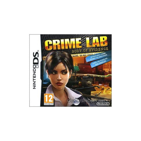Crime Lab: Body Of Evidence DS (Pre-Played)