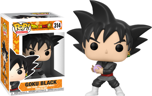 Dragon Ball Super - Goku Black Pop! Vinyl