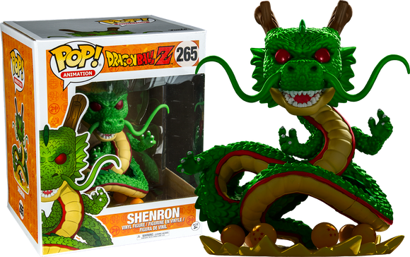Dragon Ball Z - Shenron US Exclusive 6