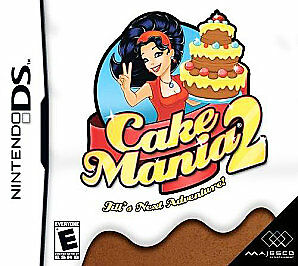 Cake Mania 2 DS (Pre-Played)