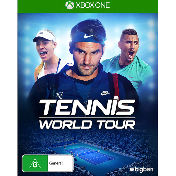 Tennis World Tour XB1