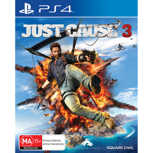Just Cause 3 PS4 (Pre-Played)