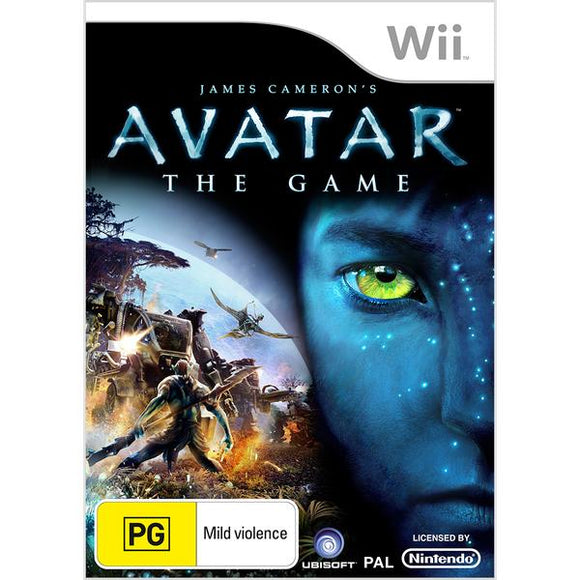 James Cameron's Avatar: The Game Wii (Pre-Played)