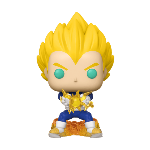 Dragon Ball Z Vegeta Final Flash NYCC 2019 Exclusive Pop! Vinyl
