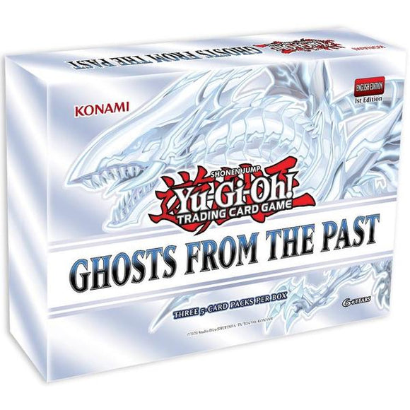 *Pre-order* Yugioh - Ghosts From The Past Boxed Set (25th March)