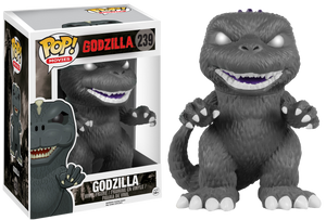 "Godzilla Black & White 6"" US Exclusive Pop! Vinyl"