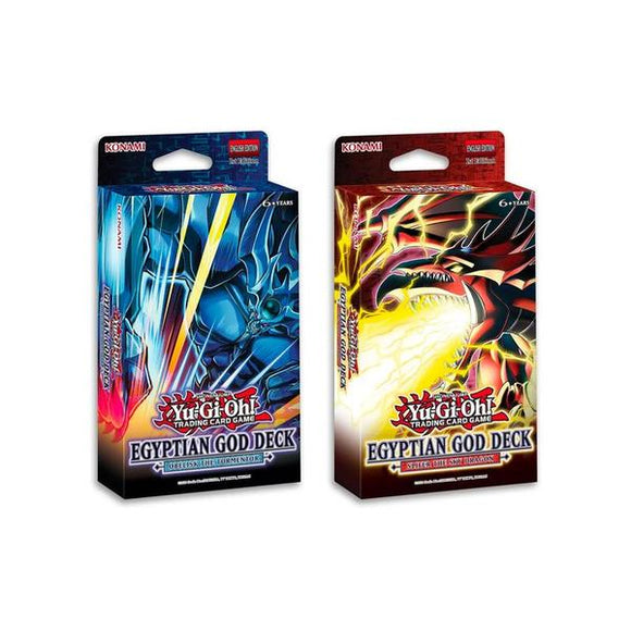 *Pre-order* Yugioh - Egyptian Gods Structure Deck (10th June)