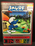 Smurf Colecovision