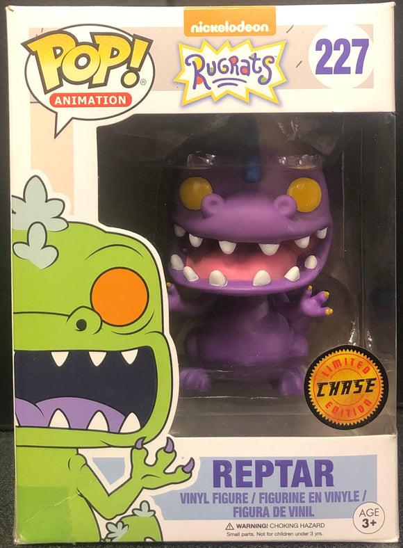 Rugrats - Reptar CHASE Pop! Vinyl (Traded)