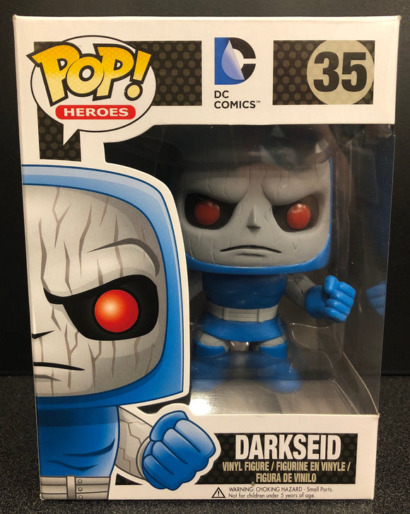 DC Comics Darkseid Pop! Vinyl