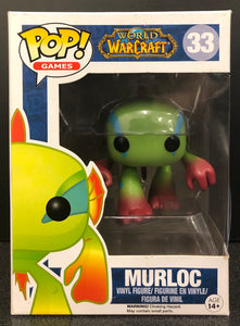 World Of Warcraft Murloc Pop! Vinyl