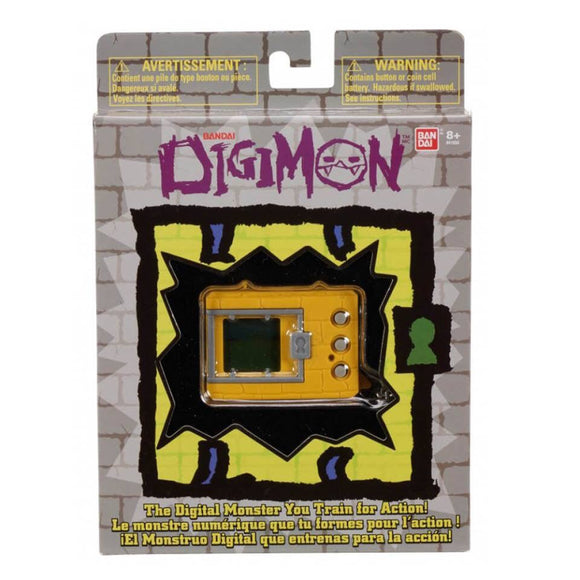 Digimon Digital Monsters Digipet