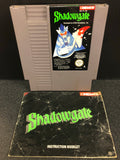 Shadowgate NES Boxed