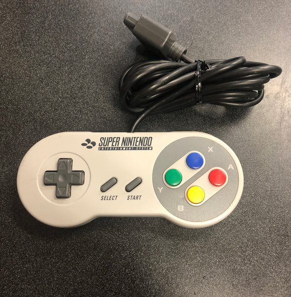 Super Nintendo Genuine Controller