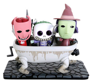 Nightmare Before Christmas - Lock, Shock & Barrel in Bathtub Movie Moment Pop! Vinyl