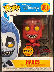 Hercules - Hades Diamond Glitter US Exclusive Chase Pop! Vinyl