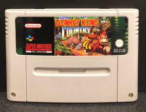 Donkey Kong Country SNES Cartridge Only