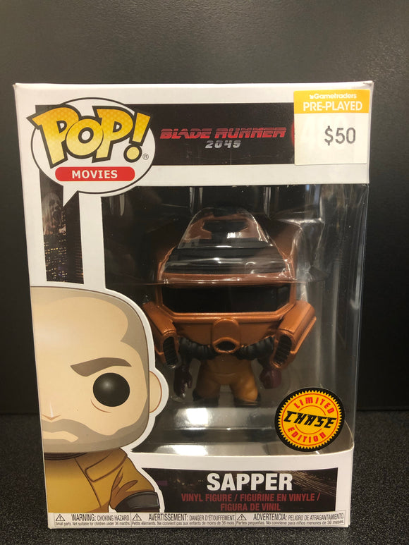 Blade Runner 2049 Sapper Chase Pop! Vinyl