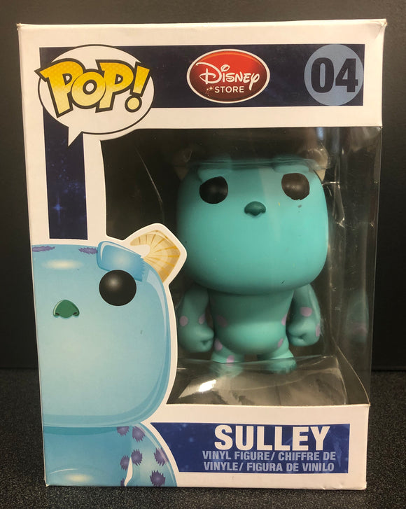 Monsters Inc Sulley Pop! Vinyl