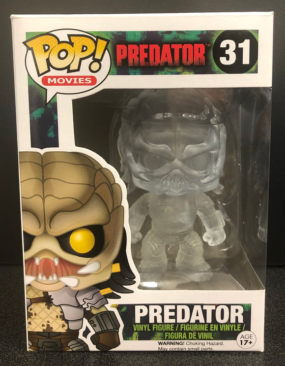 Predator Clear Pop! Vinyl