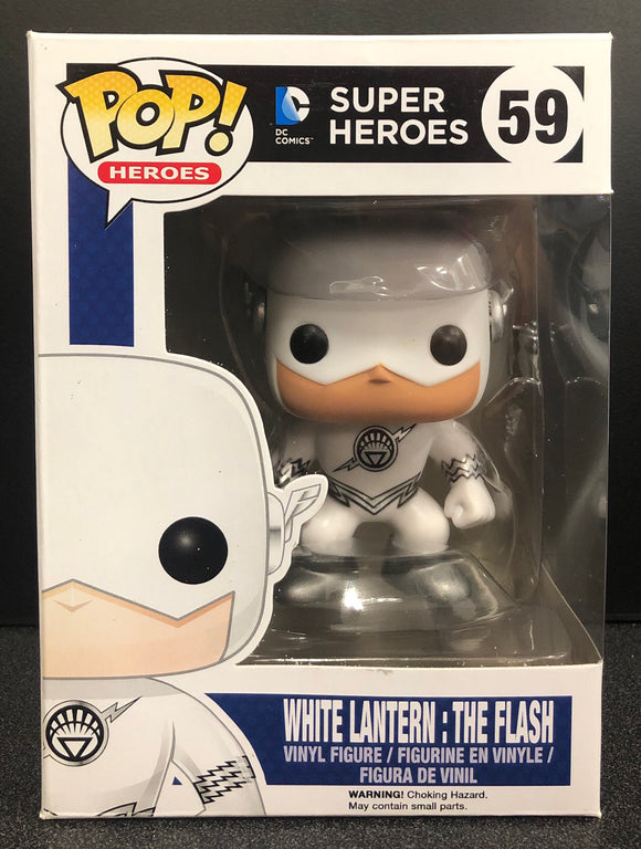 White Lantern: The Flash Pop! Vinyl