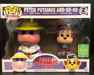 Peter Potamus And So-So NY 2016 Pop! Vinyl