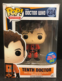 Doctor Who Tenth Doctor NYCC Pop! Vinyl