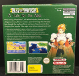 Tales Of Phantasia Gameboy Advance