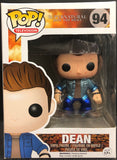 Supernatural - Dean Metallic Blood Splatter Pop! Vinyl