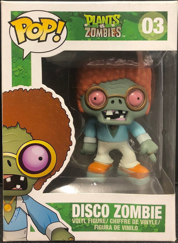 Plants Vs Zombies - Disco Zombie Pop! Vinyl