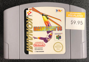Nagano Winter Olympics '98 N64 Cartridge Only