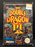 Double Dragon 3 NES Boxed