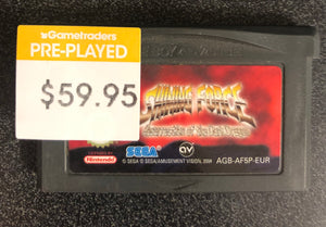 Shining Force Resurrection Of The Dark Dragon Gameboy Advance Cartridge Only