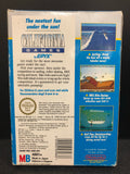 California Games NES Boxed