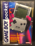 Gameboy Pocket Console Silver