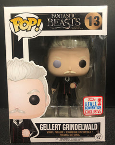 Fantastic Beasts and Where to Find Them - Gellert 2017 Fall Convention Exclusive Pop! Vinyl