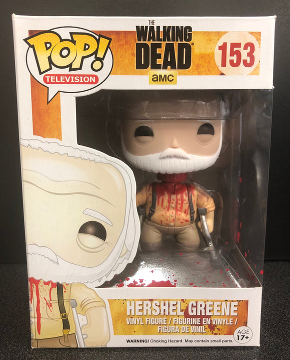 The Walking Dead Headless Hershel Pop! Vinyl