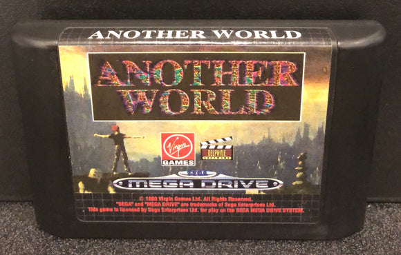 Another World (Mega Drive)