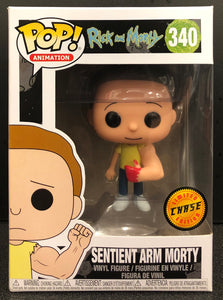 Rick & Morty Sentient Arm Morty Chase Pop! Vinyl
