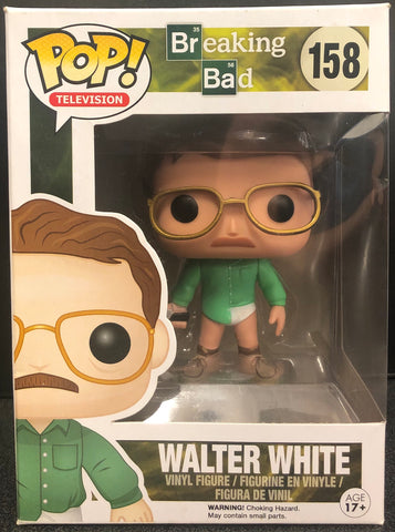 Breaking Bad Walter White (Underwear) Pop! Vinyl