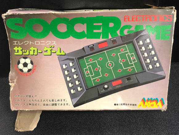 Soccer Shinseikiki Electronics Handheld Game