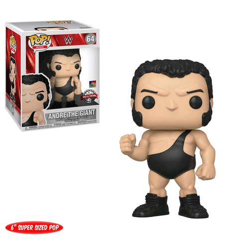 "WWE - Andre The Giant 6"" US Exclusive Pop! Vinyl"